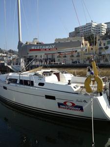 Plymouth Sails made in Devon